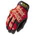 <strong>Mechanix Wear®</strong><br />The Original Work Gloves, Red/Black, Large