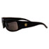 SMW21303 - Elite Safety Eyewear, Black Frame, Smoke Anti-Fog Lens