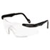 SMW19799 - Magnum 3G Safety Eyewear, Black Frame, Clear Lens