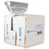 "<strong>Inteplast Group</strong><br />Food Bags, 8 qt, 0.68 mil, 8"" x 18"", Clear, 1,000/Carton"