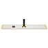 <strong>Rubbermaid® Commercial HYGEN&#8482;</strong><br />HYGEN Quick Connect Single-Sided Frame, 36 1/10w x 3 1/2d, Yellow