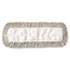 <strong>Boardwalk®</strong><br />Mop Head, Dust, Cotton, 18 x 3, White