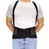 ALG717601 - Economy Back-Support Belt, Small, Black