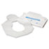 <strong>HOSPECO®</strong><br />Health Gards Toilet Seat Covers, Half-Fold, White, 250/Pack, 4 Packs/Carton
