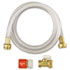 <strong>Diversey&#8482;</strong><br />RTD Water Hook-Up Kit, Switch, On/Off, 3/8 dia x 5ft, 12 Kits/Carton