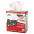 <strong>Georgia Pacific® Professional</strong><br />Tall Dispenser All-Purpose DRC Wipers, 9 1/4x16, White, 110/Box 10 Boxes/Carton