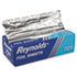 <strong>Reynolds Wrap®</strong><br />Interfolded Aluminum Foil Sheets, 12 x 10 3/4, Silver, 500/Box, 6 Boxes/Carton
