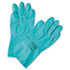 <strong>AnsellPro</strong><br />Sol-Vex Sandpatch-Grip Nitrile Gloves, Green, Size 8