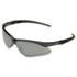 <strong>KleenGuard&#8482;</strong><br />Nemesis Safety Glasses, Black Frame, Amber Lens