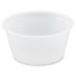 <strong>Dart®</strong><br />Polystyrene Portion Cups, 2oz, Translucent, 250/Bag, 10 Bags/Carton