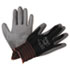 <strong>AnsellPro</strong><br />HyFlex Lite Gloves, Black/Gray, Size 7, 12 Pairs
