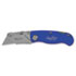 <strong>Great Neck®</strong><br />Sheffield Folding Lockback Knife, 1 Utility Blade, Blue