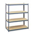 <strong>Safco®</strong><br />Steel Pack Archival Shelving, 69w x 33d x 84h, Gray