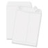 <strong>Quality Park&#8482;</strong><br />Redi-Strip Catalog Envelope, #14 1/2, Cheese Blade Flap, Redi-Strip Closure, 11.5 x 14.5, White, 100/Box