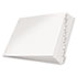 <strong>Cardinal®</strong><br />Paper Insertable Dividers, 8-Tab, 11 x 17, White, 1 Set