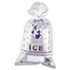 """<strong>Inteplast Group</strong><br />Ice Bags, 1.5 mil, 11"""" x 20"""", Clear, 1,000/Carton"""