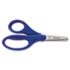 "<strong>Fiskars®</strong><br />Kids/Student Scissors, Rounded Tip, 5"" Long, 1.75"" Cut Length, Assorted Straight Handles"