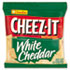 KEB12653 - Cheez-It Crackers, 1.5oz Single-Serving Snack Bags, White Cheddar, 8/Box