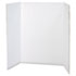 <strong>Pacon®</strong><br />Spotlight Presentation Board, 48 x 36, White Front/Natural Kraft Back, 24/Carton