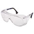 <strong>Honeywell Uvex&#8482;</strong><br />Ultraspec 2001 OTG Safety Eyewear, Clear/Black Frame, Clear Lens