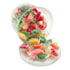 <strong>Office Snax®</strong><br />Assorted Fruit Slices Candy, Individually Wrapped, 2 lb Resealable Plastic Tub