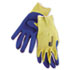 HWLKV300XL - Tuff-Coat II Gloves, Blue/White, X-Large, Pair