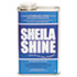 <strong>Sheila Shine</strong><br />Stainless Steel Cleaner & Polish, 1gal Can, 4/Carton