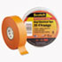 "MMM10869 - Scotch 35 Vinyl Electrical Color Coding Tape, 3/4"" x 66ft, Orange"