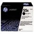 <strong>HP</strong><br />HP 55X, (CE255X) High Yield Black Original LaserJet Toner Cartridge
