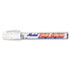 MRK96820 - Valve Action Paint Marker, White