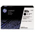 <strong>HP</strong><br />HP 80X, (CF280X-D) 2-Pack High Yield Black Original LaserJet Toner Cartridges