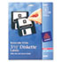 "<strong>Avery®</strong><br />Laser/Inkjet 3.5"" Diskette Labels, White, 375/Pack"