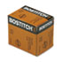 "<strong>Bostitch®</strong><br />Heavy-Duty Premium Staples, 0.38"" Leg, 0.5"" Crown, Steel, 5,000/Box"