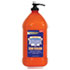 DIA06058CT - Orange Heavy Duty Hand Cleaner, 3 Liter Pump Bottle, 4/Carton