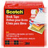 "MMM845112 - Book Repair Tape, 1 1/2"" x 15yds, 3"" Core, Clear"