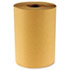 <strong>Boardwalk®</strong><br />Hardwound Paper Towels, Nonperforated 1-Ply Natural, 800 ft, 6 Rolls/Carton