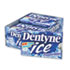 <strong>Dentyne Ice®</strong><br />Sugarless Gum, Peppermint Flavor,16 Pieces/Pack, 9 Packs/Box