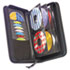 <strong>Case Logic®</strong><br />CD/DVD Wallet, Holds 72 Discs, Black