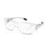 <strong>MCR&#8482; Safety</strong><br />Law Over the Glasses Safety Glasses, Clear Anti-Fog Lens