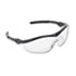 <strong>MCR&#8482; Safety</strong><br />Storm Wraparound Safety Glasses, Black Nylon Frame, Clear Lens, 12/Box