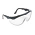 <strong>MCR&#8482; Safety</strong><br />Tomahawk Wraparound Safety Glasses, Black Nylon Frame, Clear Lens, 12/Box