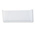 <strong>deflecto®</strong><br />Unbreakable DocuPocket Wall File, Legal, 17 1/2 x 3 x 6 1/2, Clear
