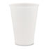 <strong>Dart®</strong><br />Conex Galaxy Polystyrene Plastic Cold Cups, 7 oz, 100 Sleeve, 25 Sleeves/Carton