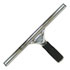 "<strong>Unger®</strong><br />Pro Stainless Steel Squeegee, 10"" Wide Blade, 4"" Handle"