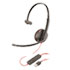 <strong>poly®</strong><br />Blackwire 3210, Monaural, Over The Head Headset