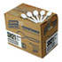<strong>Dixie®</strong><br />Plastic Cutlery, Heavyweight Soup Spoons, White, 1,000/Carton