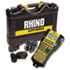 <strong>DYMO®</strong><br />Rhino 5200 Industrial Label Maker Kit, 5 Lines, 4 9/10w x 9 1/5d x 2 1/2h