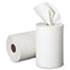<strong>Georgia Pacific® Professional</strong><br />Pacific Blue Basic Nonperforated Paper Towels, 7 7/8 x 350ft, White, 12 Rolls/CT