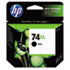 <strong>HP</strong><br />HP 74XL, (CB336WN) High Yield Black Original Ink Cartridge