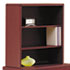 <strong>HON®</strong><br />10700 Series Bookcase Hutch, 32.63w x 14.63d x 37.13h, Mahogany